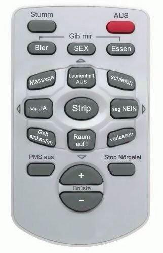 une telecommande pour hommes . !!!