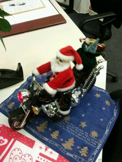 Santa Claus part 2..