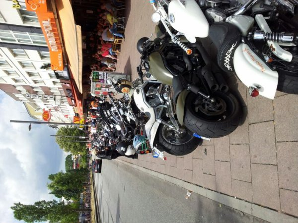 Harley Days a Hamburg 2014