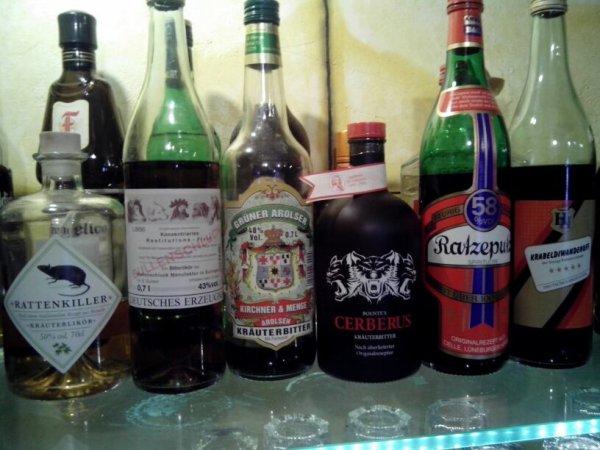 Mes boissons preferees