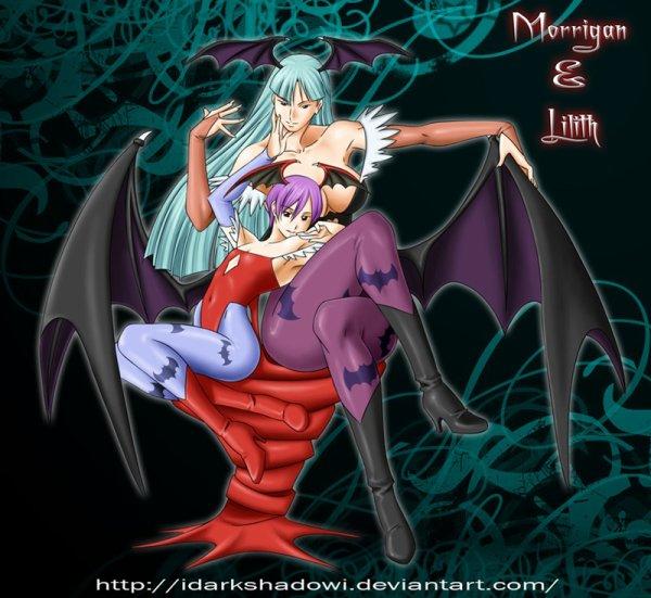 Mes deux petites préférées pour Miyu-Bathory