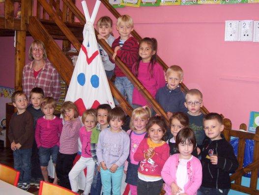 Classe de 2 et 3ème maternelle - 2011-2012