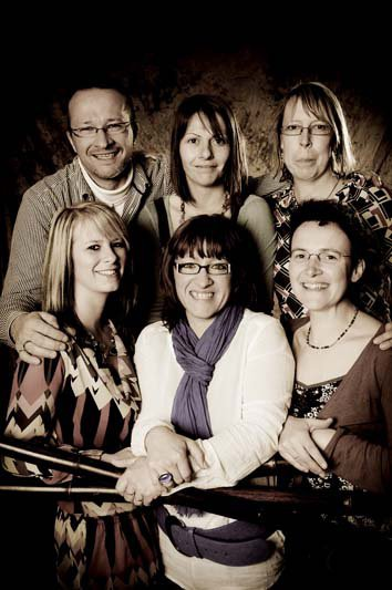 L'équipe enseignante 2012