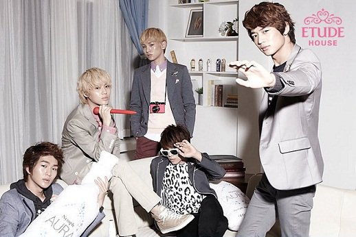 SHINee -  étude house