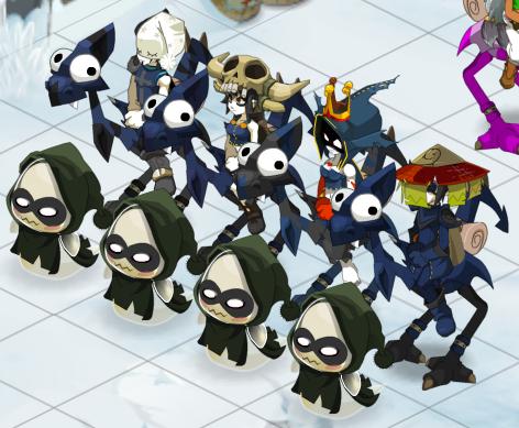 La Darky Team fait régner l'ordre !!