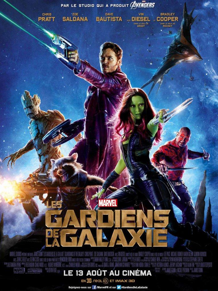 Les Gardiens de la Galaxie (2014)