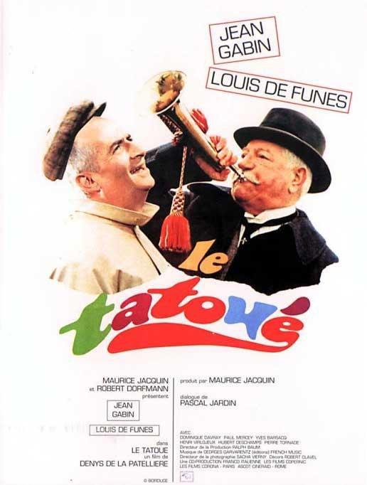 Le Tatoué (1968)
