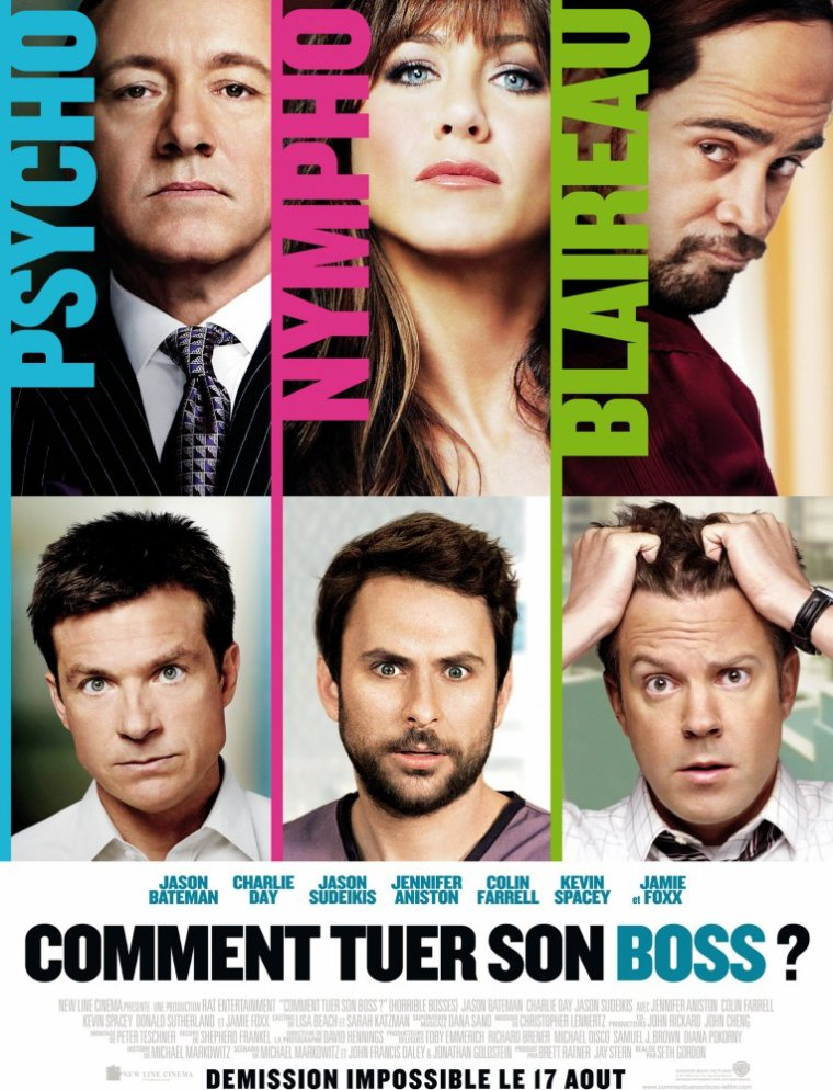 Comment tuer son Boss ? (2011)