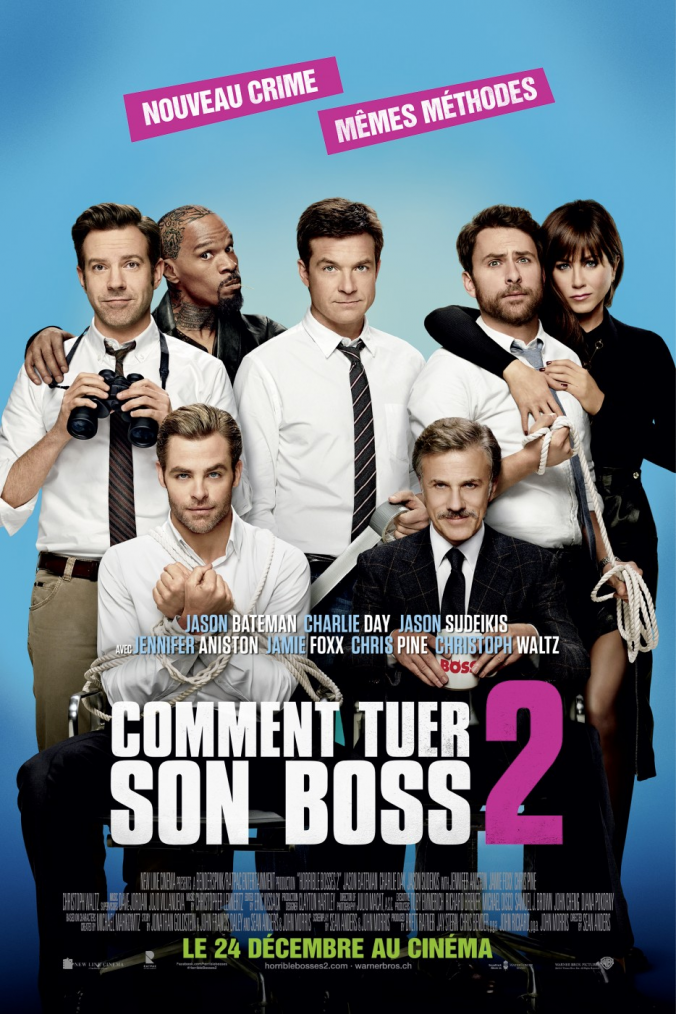 Comment tuer son Boss 2 (2014)