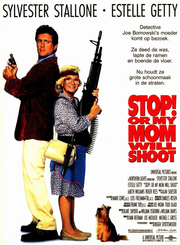 Arrête ou ma mère va tirer ! (1992)