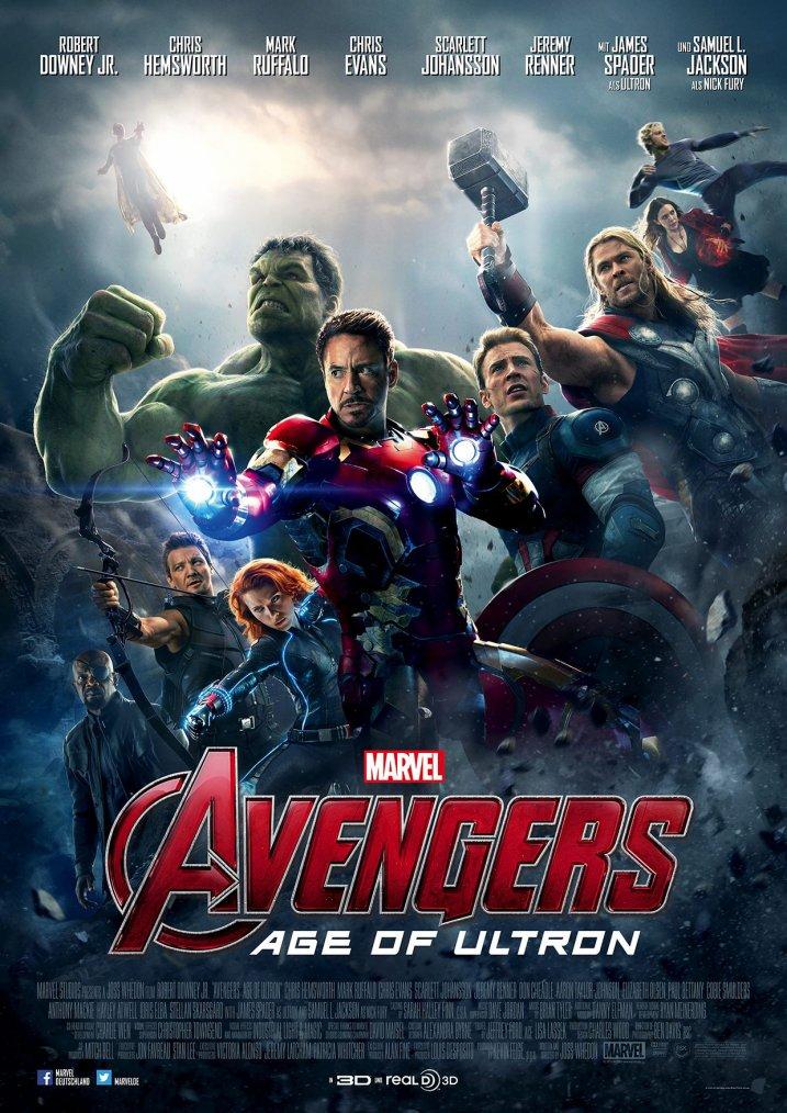 Avengers : L'Ère d'Ultron (2015)