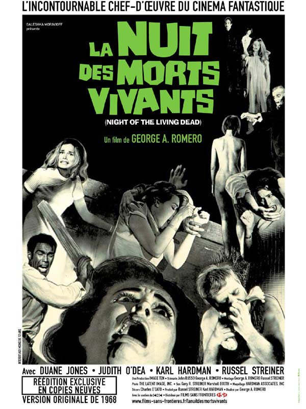La Nuit des morts-vivants (1968)