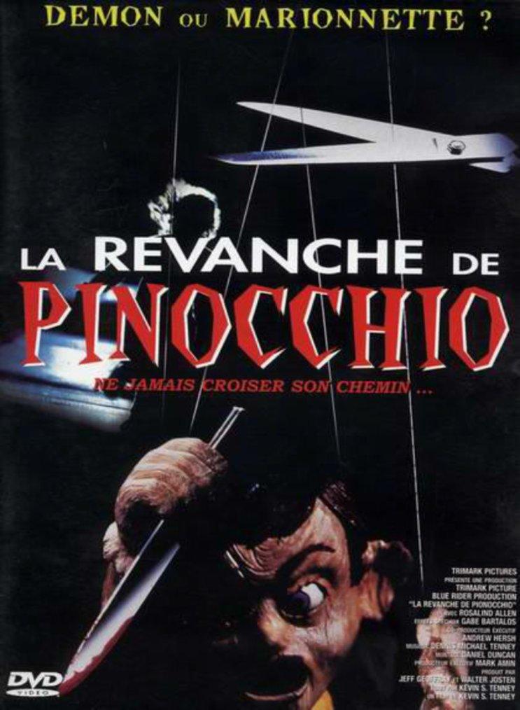 La Revanche de Pinocchio (1996)