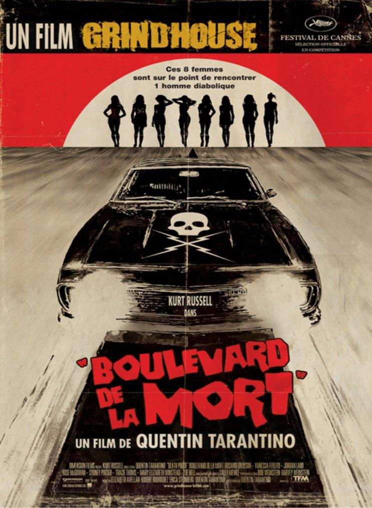 Boulevard de la mort (2007)