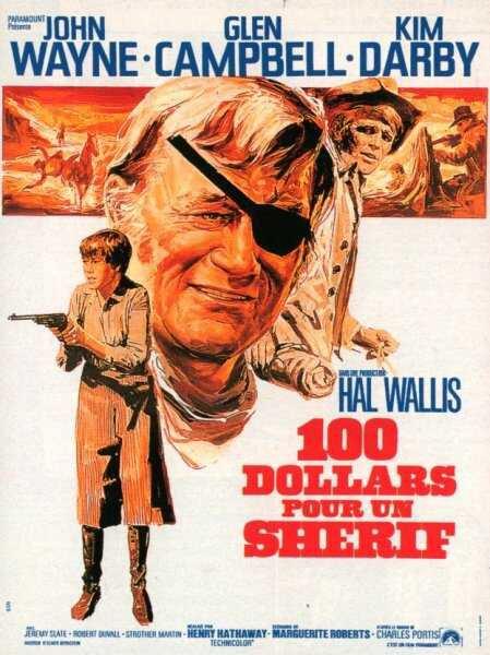 Cent dollars pour un shérif (1969)