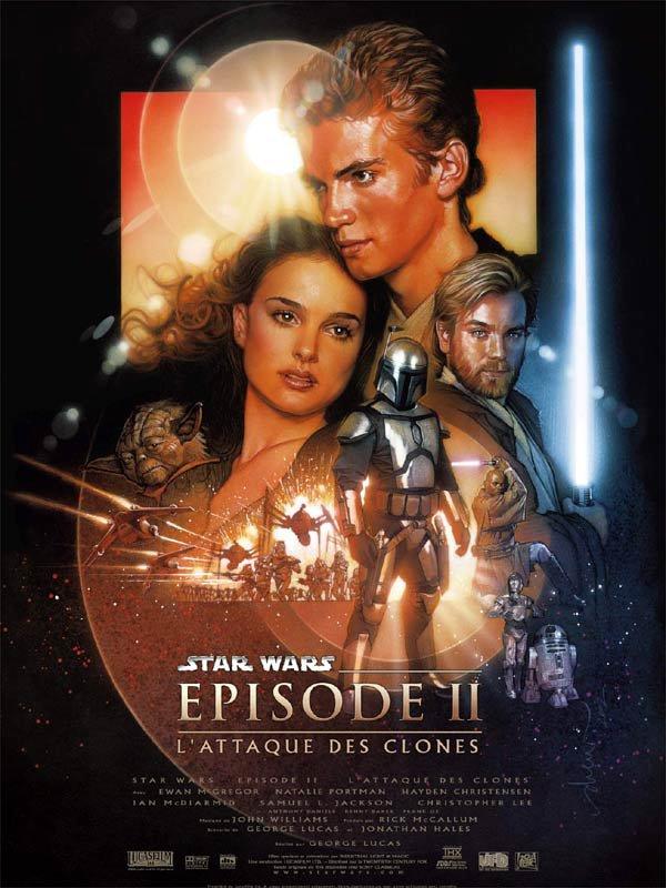 Star Wars, épisode II : L'Attaque des clones (2002)