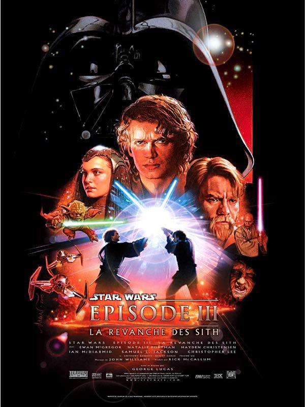 Star Wars, épisode III : La Revanche des Sith (2005)
