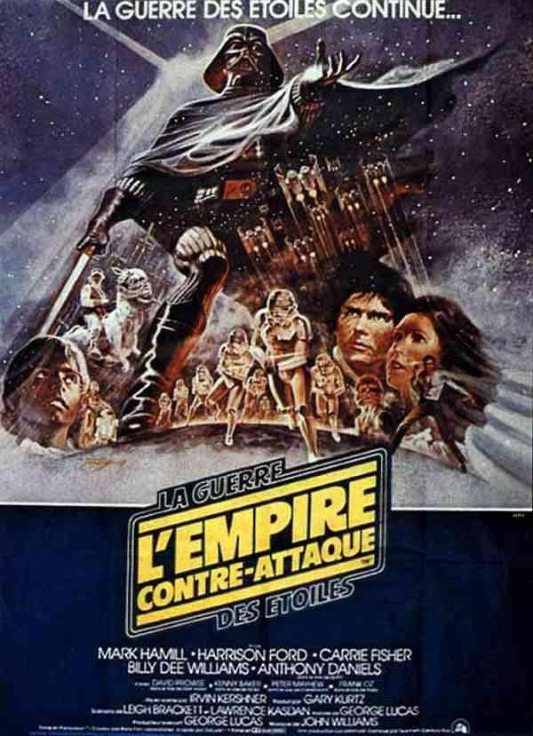 Star Wars, épisode V : L'Empire contre-attaque (1980)