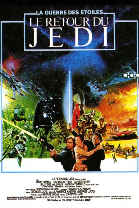 Star Wars, épisode VI : Le Retour du Jedi (1983)