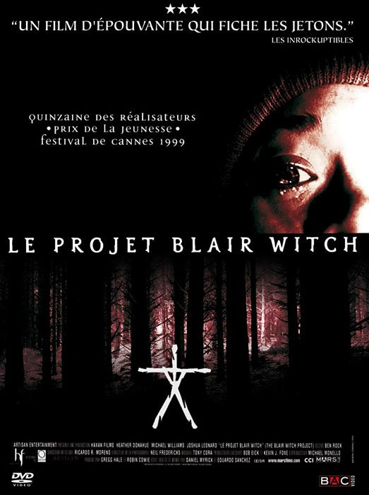 Le Projet Blair Witch (1999)