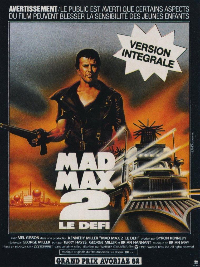 Mad Max 2 : Le défi (1981)