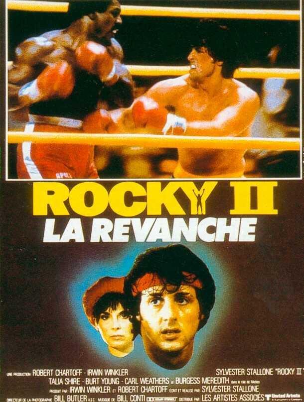 Rocky 2 : La Revanche (1979)
