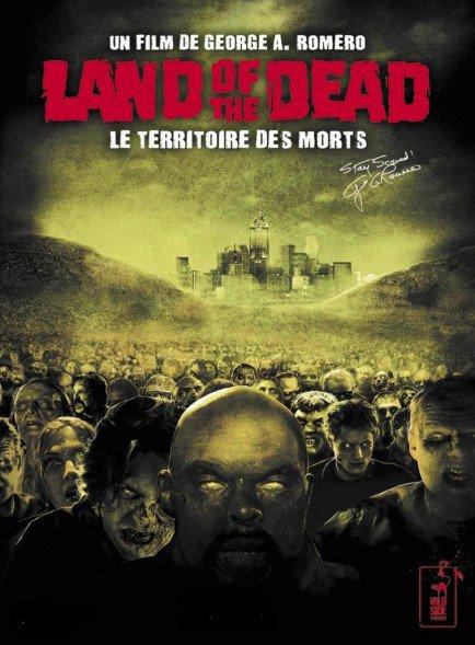 Le Territoire des morts (2005)