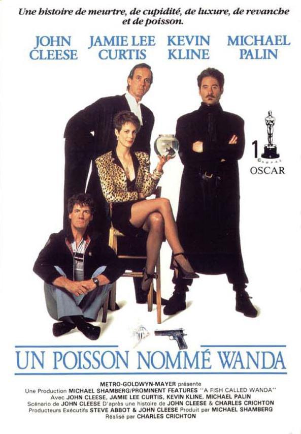 Un poisson nommé Wanda (1988)