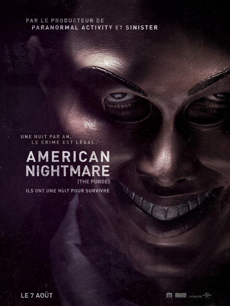 American Nightmare :  La Purge (2013)