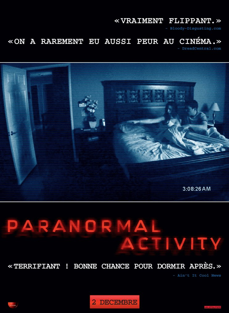 Paranormal Activity (2009)