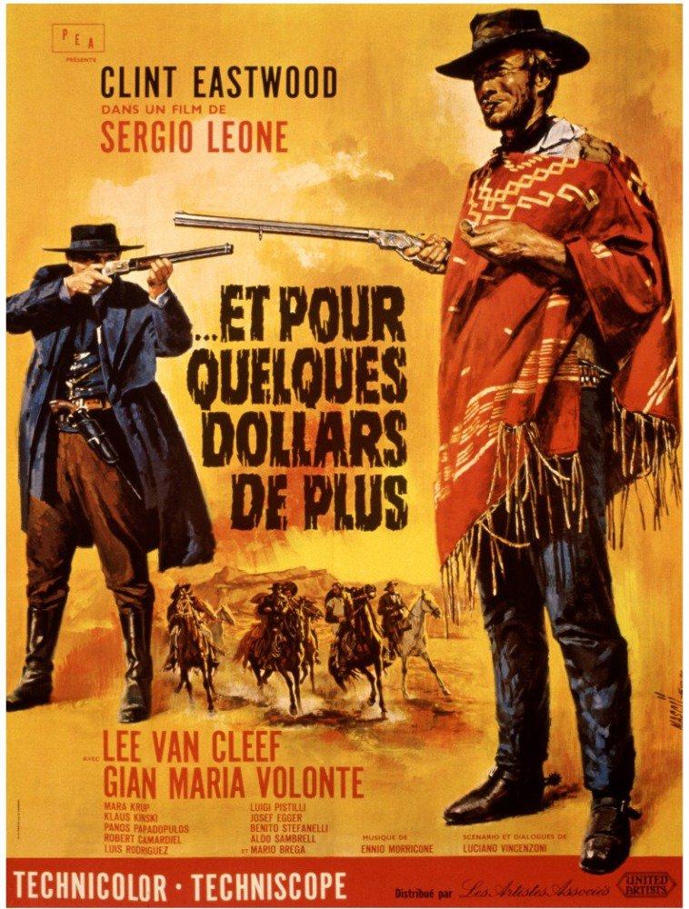 Et pour quelques dollars de plus (1965)