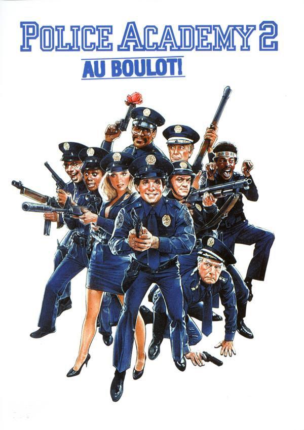 Police Academy 2 : Au boulot ! (1985)
