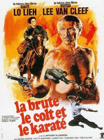 Le brute, le colt et le karaté (1974)