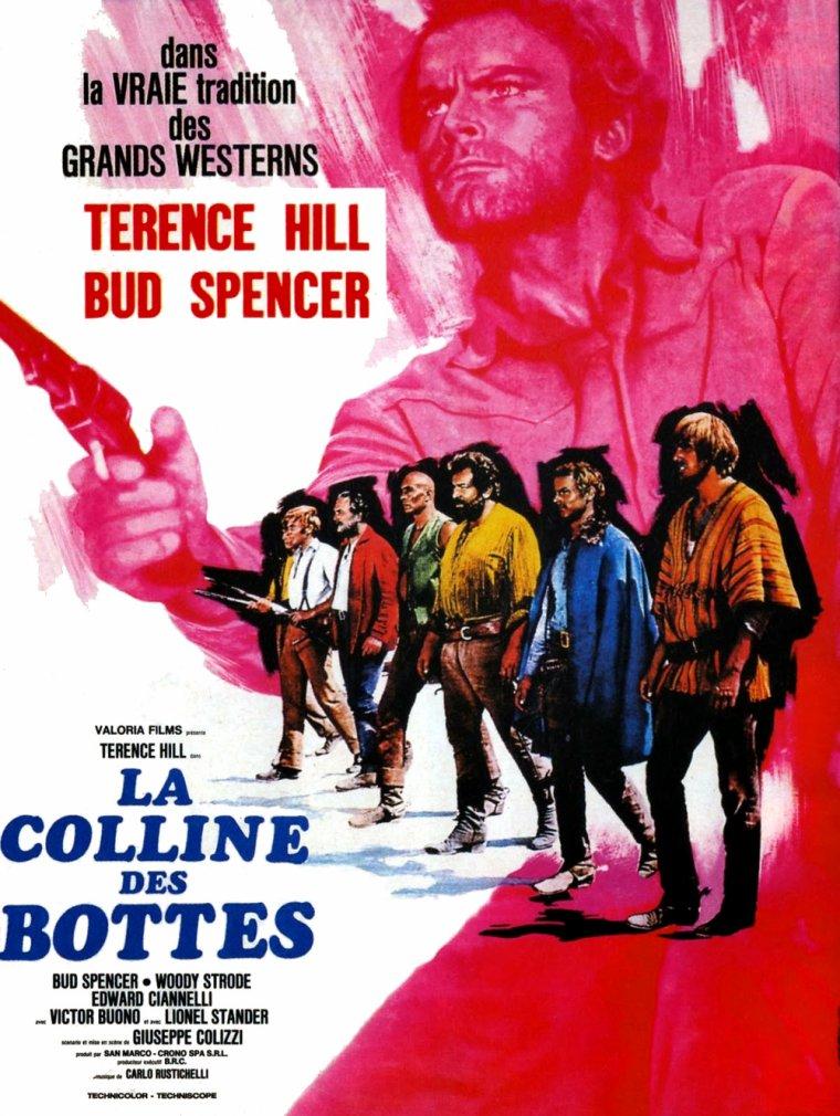 La Colline des bottes (1969)