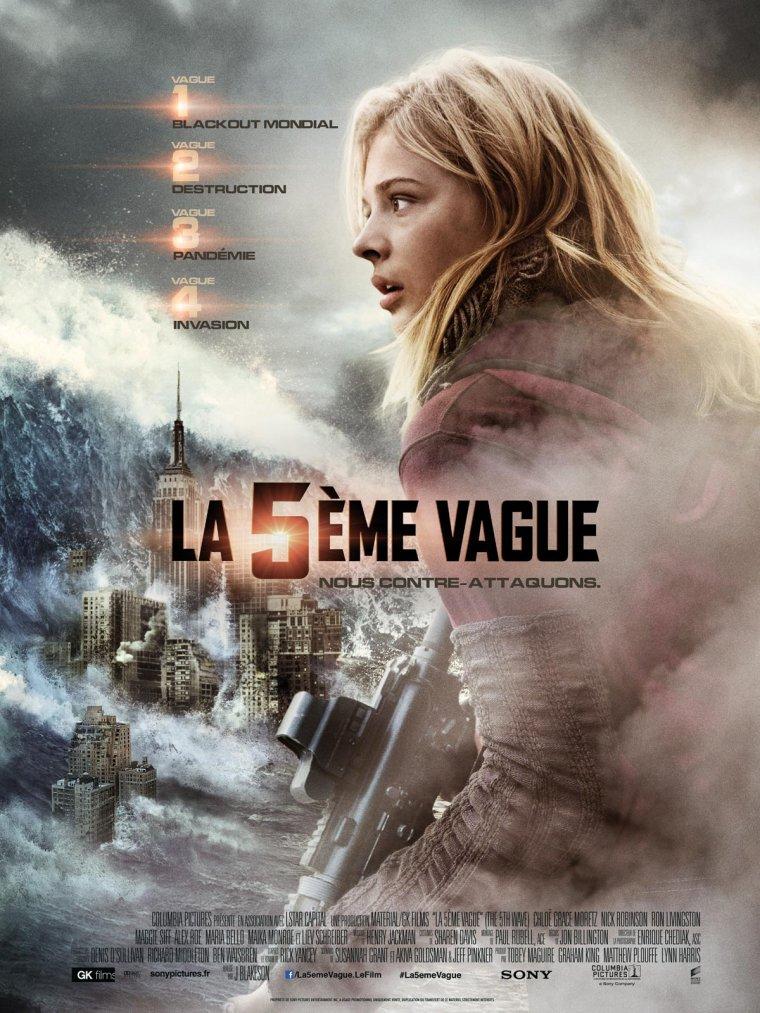 La Cinquième Vague (2016)