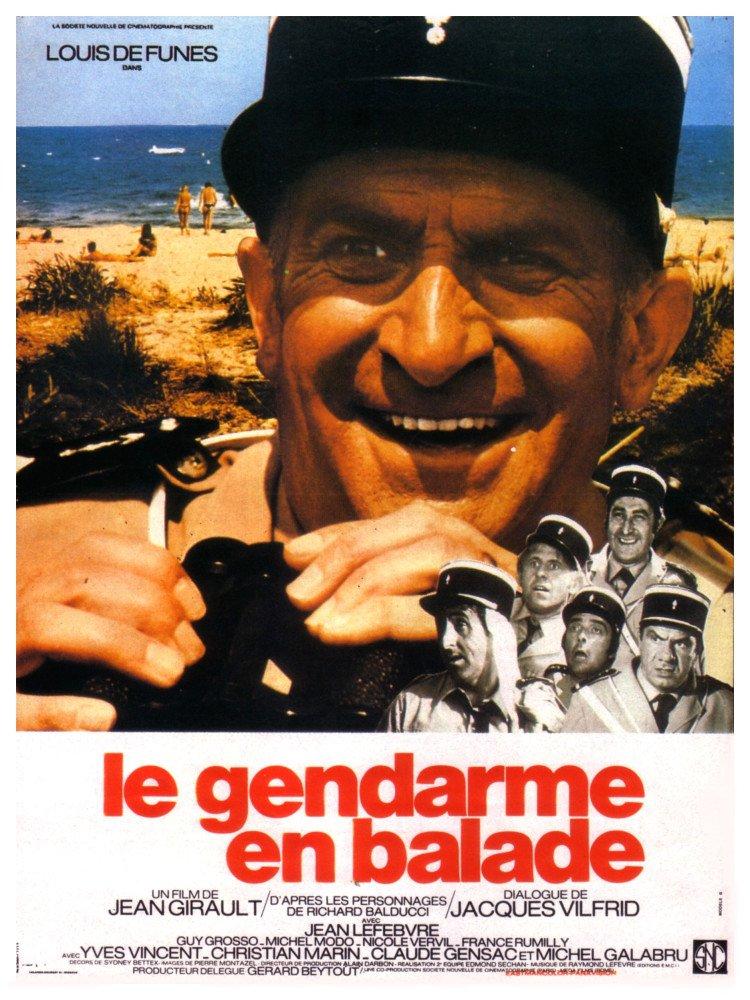 Le Gendarme en balade (1970)