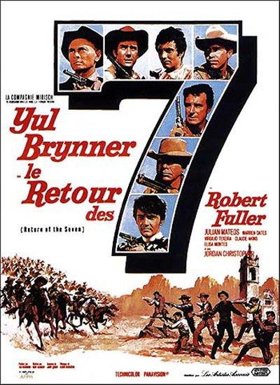 Le Retour des sept (1966)