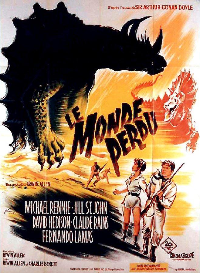Le Monde perdu (1960)