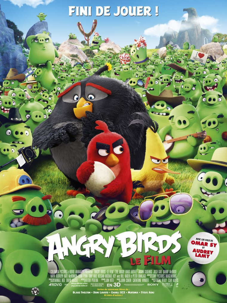 Angry Birds, le film (2016)