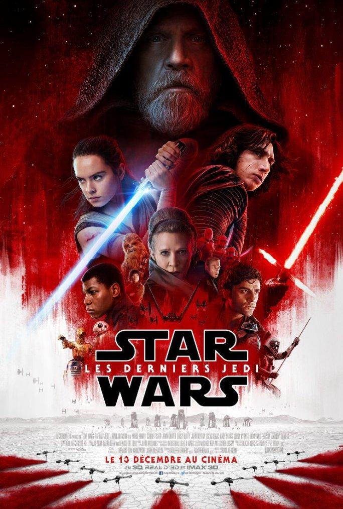 Star Wars, épisode VIII : Les Derniers Jedi (2017)