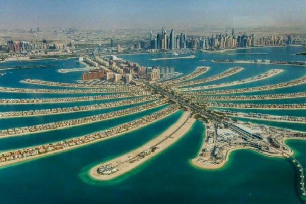 Dubaï vivement 2k17