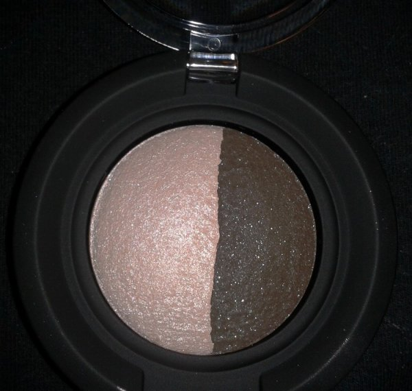 "Color sphère Duo Eye Shadow "" 103 Antique Pink/Dark Dove Gray"""