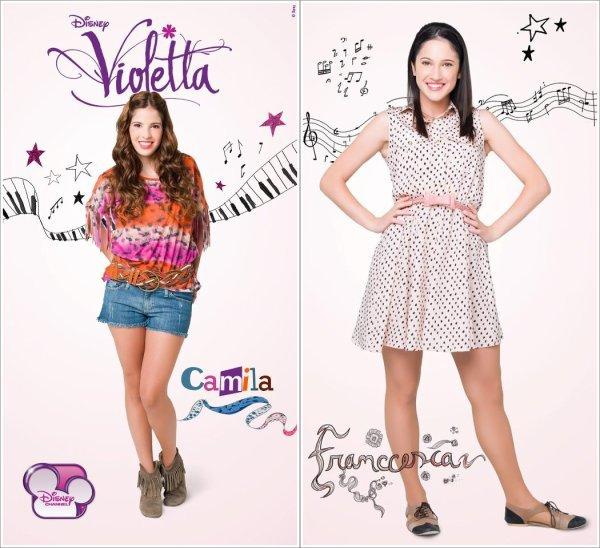 Notre violetta et ses amis dans la saison 1 blog de martina stoessel28 - Image de violetta et ses amies ...