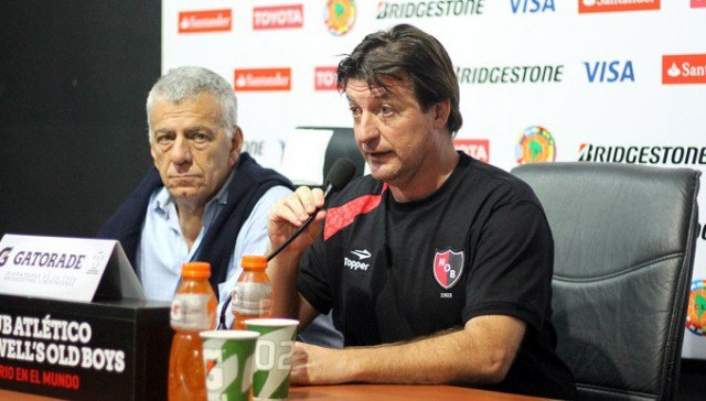 Berti quitte Newell's Old Boys