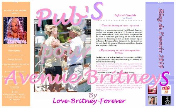 Pub'S Avenue Britney !