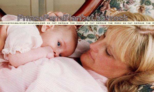 1998 | Paris Jackson and Debbie Rowe