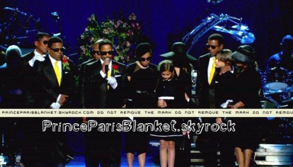 7 Julio 2009 | Michael Jackson Memorial