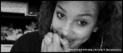 Cayla responde en Fromspring acerca de Prince, Paris y Blanket