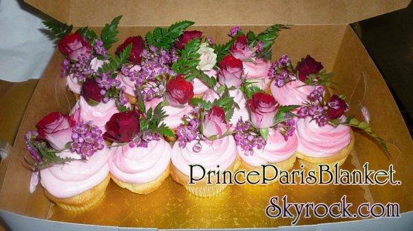 Pastel De Cumpleaños de Paris Jackson