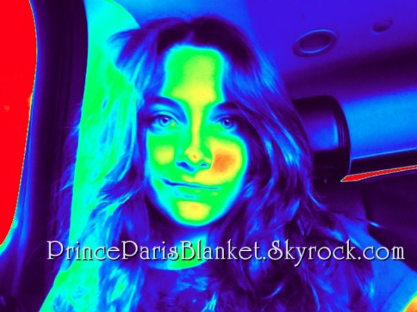 Fotos Personales | Paris Jackson y Michaela Blanks
